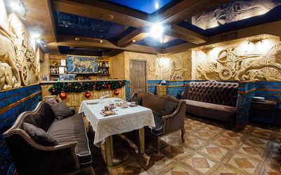 Банкетный зал ресторана Менуа на Инженерной улице