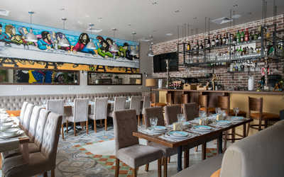 Банкетный зал кафе Бразилия (Cafezinho do Brasil) на улице Покровка фото 1