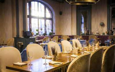 Банкетный зал ресторана Есенинъ на Новой площади фото 1