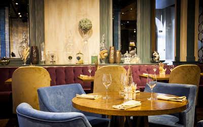 Банкетный зал ресторана Есенинъ на Новой площади фото 3