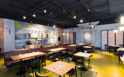 Банкетный зал ресторана Do eat на Малом проспекте П.С.