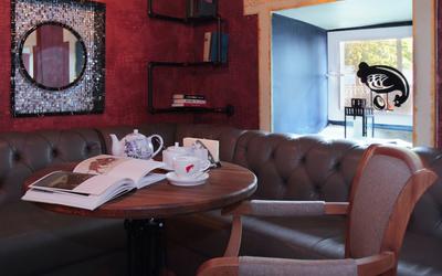 Банкетный зал кафе Буфет Паштет в Лялином переулке