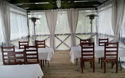 Банкетный зал кафе, ресторана Одесса на Лесопарковом шоссе фото 3