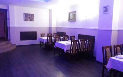 Банкетный зал кафе АрАрАт на Тайнинской улице