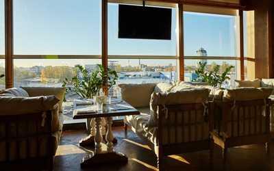 Банкетный зал ресторана Баклажан на Полюстровском проспекте фото 2