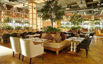 Банкетный зал ресторана Баклажан на Полюстровском проспекте фото 1