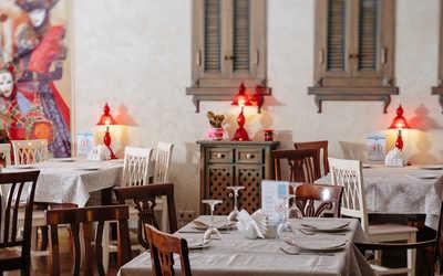 Банкетный зал ресторана Ла Кулла (La Culla) на Афонской улице фото 2
