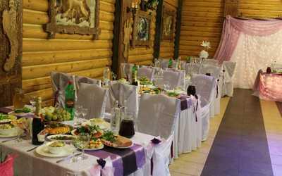 Банкетный зал ресторана Три медведя в Трассе фото 2