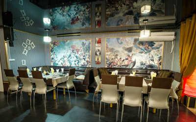 Банкетный зал ресторана Бермуды на бульваре Курчатова фото 3