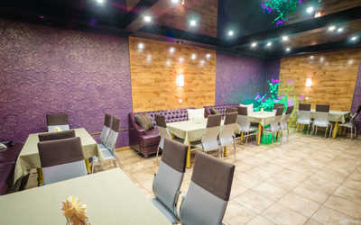 Банкетный зал ресторана Бермуды на бульваре Курчатова фото 1