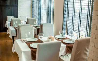 Банкетный зал ресторана D'Aragon на проспекте Мира