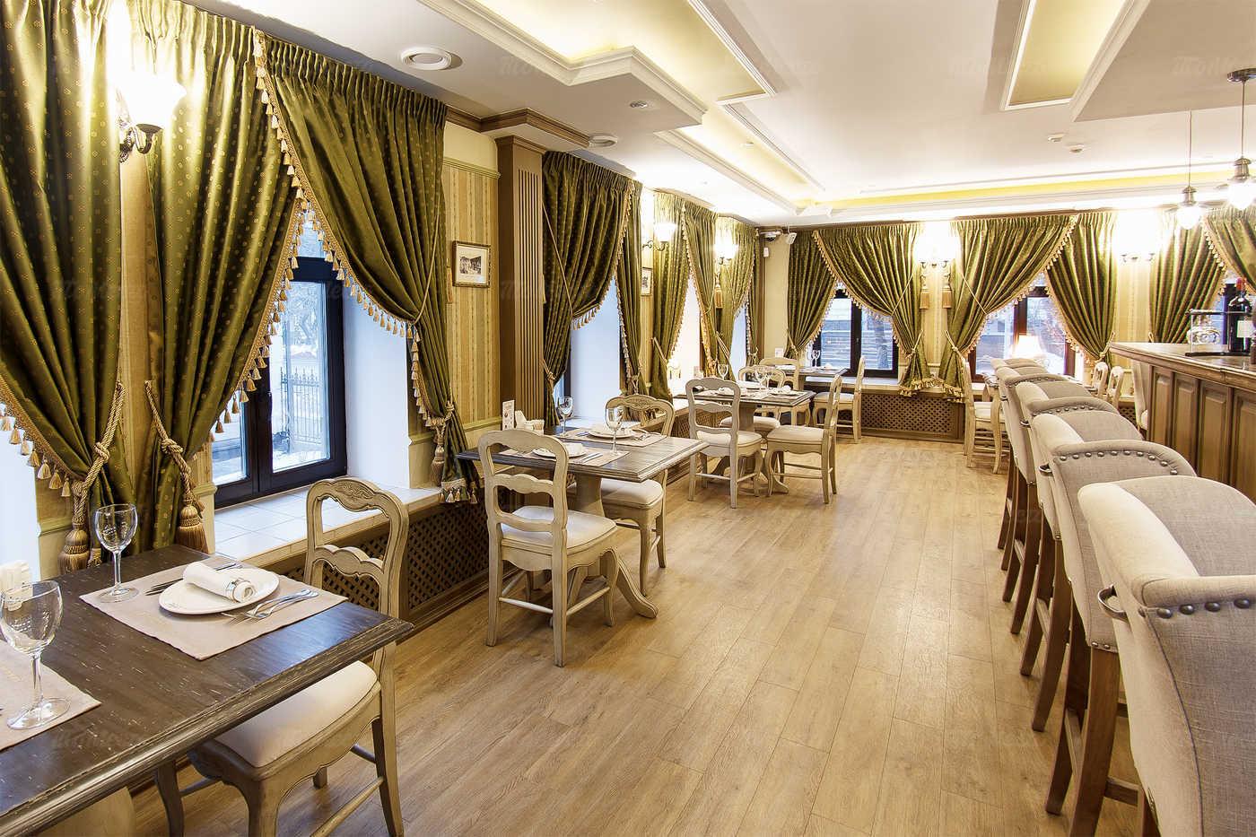 Меню ресторана Потаскуй на улице Хохрякова