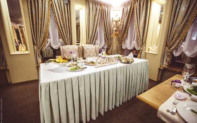 Банкетный зал ресторана Потаскуй на улице Хохрякова