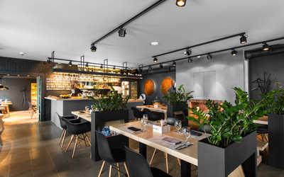 Банкетный зал ресторана Брют на Выборгской набережной фото 1