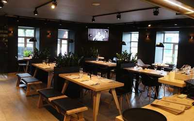 Банкетный зал ресторана Брют на Выборгской набережной фото 2