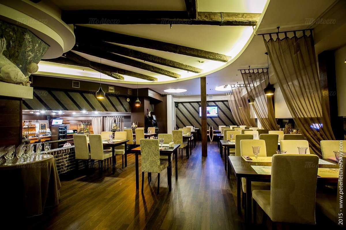 Меню ресторана Клёво на проспекте Энгельса