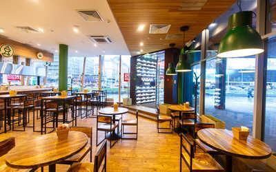 Банкетный зал ресторана Чабан хаус на Новом Арбате фото 2