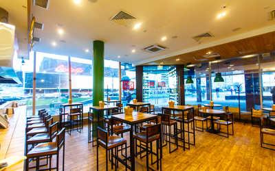 Банкетный зал ресторана Чабан хаус на Новом Арбате фото 1