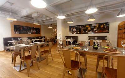 Банкетный зал ресторана Чабан хаус на Новом Арбате фото 3