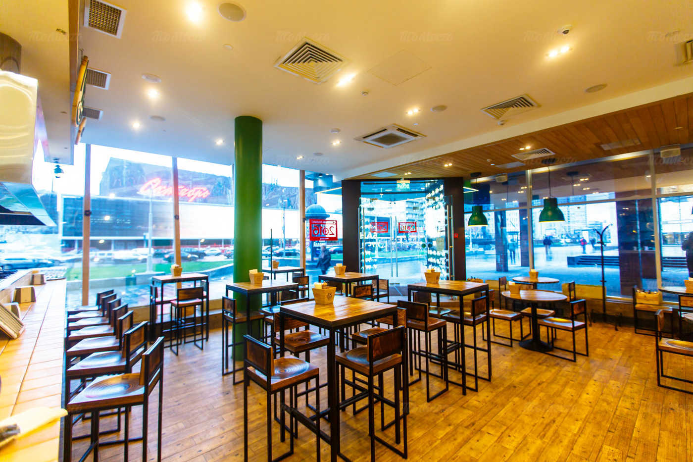 Меню ресторана Чабан хаус на Новом Арбате