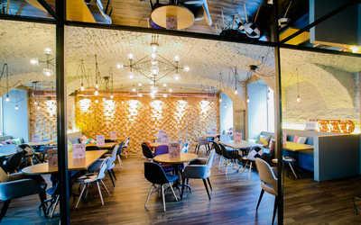 Банкетный зал кафе Ozz на Садовой улице