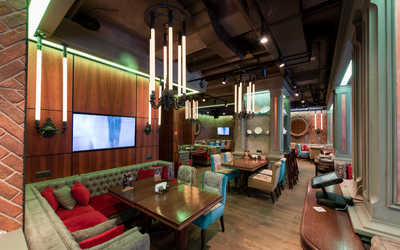 Банкетный зал ресторана Урюк на улице Баумана фото 3