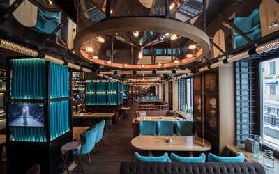 Банкетный зал ресторана Урюк на улице Баумана фото 1