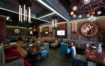 Банкетный зал ресторана Урюк на улице Баумана фото 2