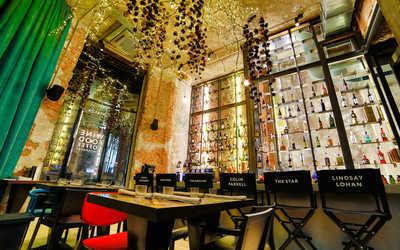 Банкетный зал ресторана La Stanza wine bar & cafe на улице Кузнецкий Мост