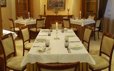 Банкетный зал ресторана Мечта Молоховецъ в Ковенском переулке