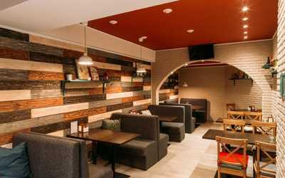 Банкетный зал кафе Хачапурная №1 на Галактионовской улице фото 3