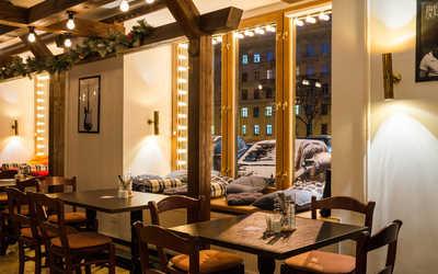 Банкетный зал бара, ресторана EmMOUSE? на Гаванской улице