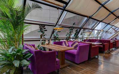 Банкетный зал ресторана Урюк на площади Киевского вокзала фото 2