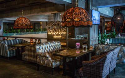 Банкеты ресторана Урюк на Мясницкой  фото 3