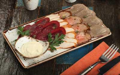 Меню ресторана Грузин на Большой Садовой улице фото 3