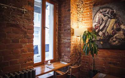Банкетный зал ресторана Брикс (Brix) в Малом Козихинском переулке фото 2