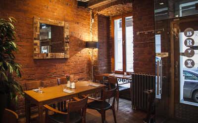 Банкетный зал ресторана Брикс (Brix) в Малом Козихинском переулке фото 1