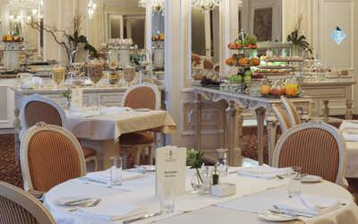 Банкетный зал ресторана Екатерина Великая на улице Правды