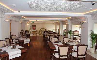 Банкетный зал ресторана Армения на Тверской улице