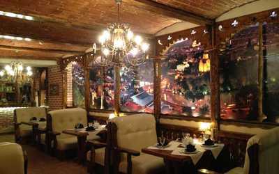 Банкетный зал кафе Мимино на Новослободской улице