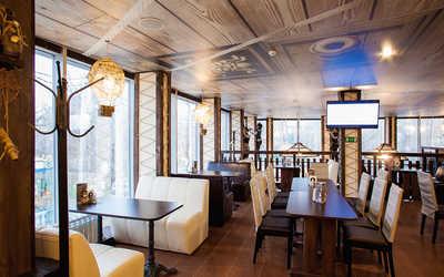 Банкетный зал бара, ресторана Пиратская пристань на Краснознаменской улице