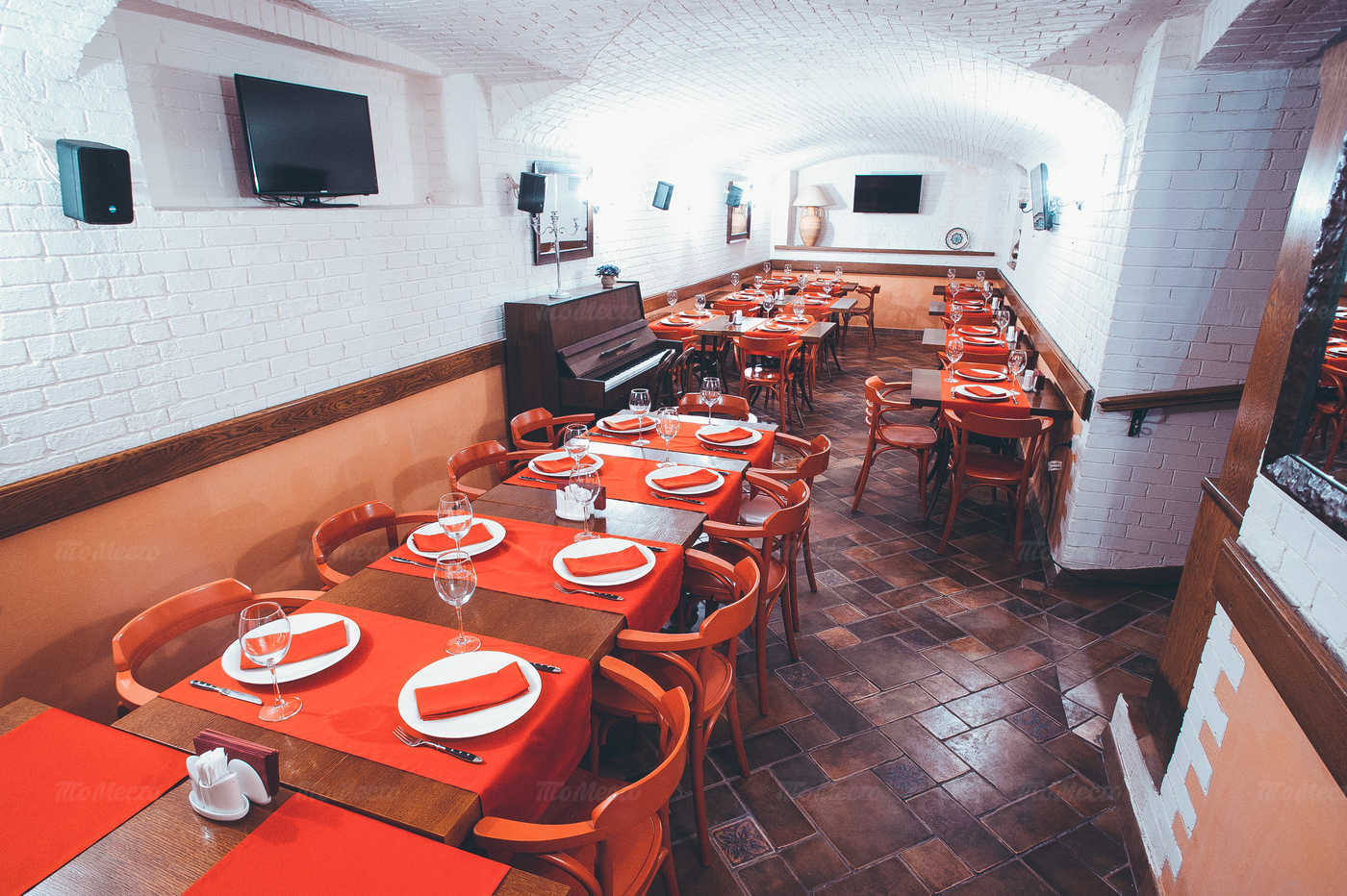 Меню паба, ресторана Шницель на Мясницкой улице