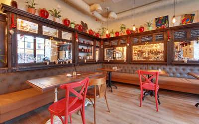 Банкетный зал кафе, ресторана Компот на улице Арбат фото 2
