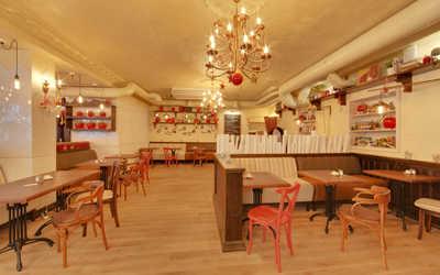 Банкетный зал кафе, ресторана Компот на улице Арбат фото 3