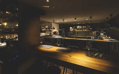 Банкетный зал ресторана Mushrooms (Машрумс) на Большой Якиманке фото 3