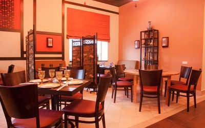 Банкетный зал кафе, ресторана Хуан-Ди на Мичуринском проспекте