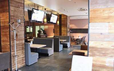 Банкетный зал ресторана K-town на Волгоградском проспекте