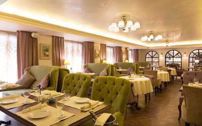 Банкетный зал ресторана Крюшон на улице 8 Марта фото 1