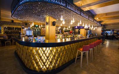 Банкетный зал бара, ресторана #СибирьСибирь на улице Ленина