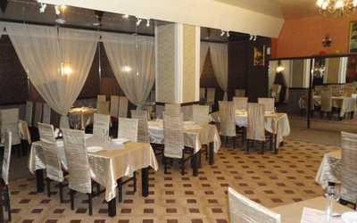 Банкетный зал кафе Пеликан на улице Котовского
